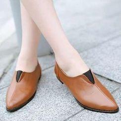 Pangmama - Pointy-Toe Flats