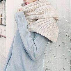 Rita Zita - Matching Couple Knit Scarf