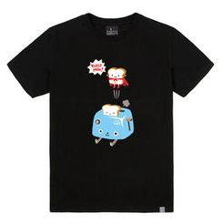 the shirts - Toast Man T-Shirt