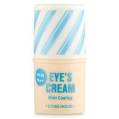 Etude House - Mint Cooling Eye's Cream SPF 30 / PA++