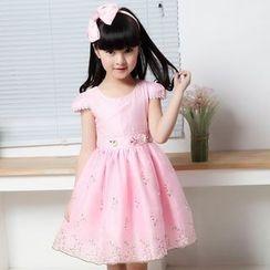 Famula - Kids Short-Sleeve Dress