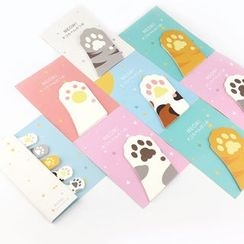 Cute Essentials - Paw Sticky Note