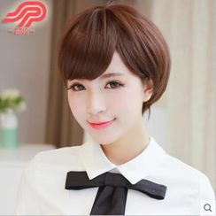 Pin Show - Short Hair Wig - Straight