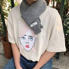 Dute - Print Short-Sleeve T-shirt