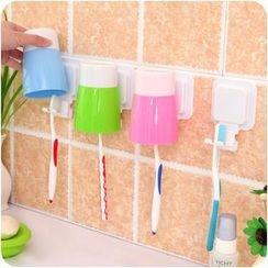 Desu - Toothbrush Wall Hook