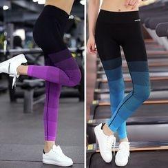 Girasol - 渐变色运动裤