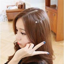 Jael - 水晶髮簪