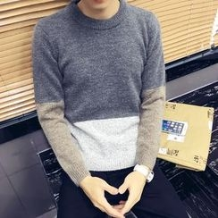 JVR - Color Block Sweater
