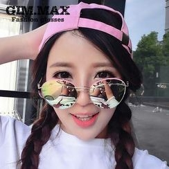 GIMMAX Glasses - Double Bar Sunglasses