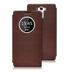 Kindtoy - LG G3 Faux-Leather Flip Case