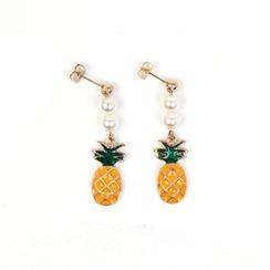 migunstyle - Pineapple Earrings