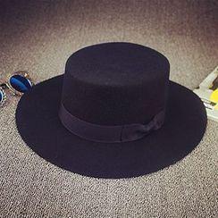 卿本佳人 - 羊毛禮帽