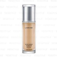 Laneige - Water Supreme Foundation SPF 15 PA+ (#31 Brown Beige)