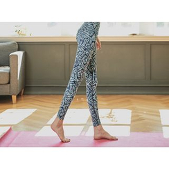 UUZONE - Patterned Leggings