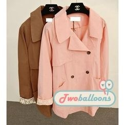 JVL - Double-Breasted Trench Coat