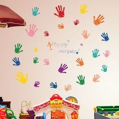 Citadin - Handprint Wall Sticker