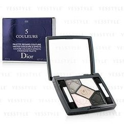 Christian Dior 迪奥 - 5 Couleurs Couture Colours and Effects Eyeshadow Palette - No. 056 Bar