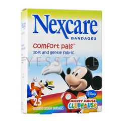 3M - Nexcare Bandages (Mickey Mouse)