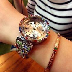 TimMac - 水鑽手鐲錶