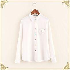 Fairyland - Plain Long-Sleeve Shirt