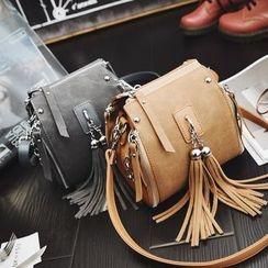 Nautilus Bags - Tasseled Crossbody Bag