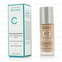 Exuviance - CoverBlend Skin Caring Foundation SPF20 - # Neutral Beige