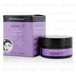 DERMAdoctor - Kakadu C Face Creme