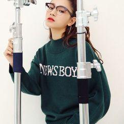 Porta - Lettering Sweater