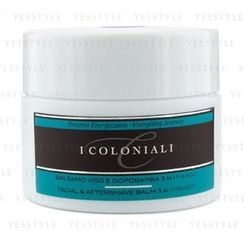 I COLONIALI - Facial and Aftershave Balm 3 In 1 (Mango)