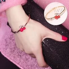 EPOQ - Rhinestone Cherry Bangle