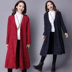 Diosa - Jacquard Long Jacket