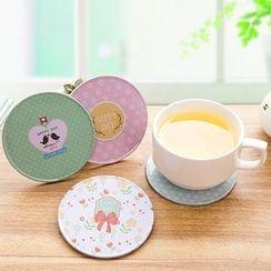 Hera's Place - Print Coaster