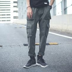 TNMK - Slim-Fit Cargo Pants