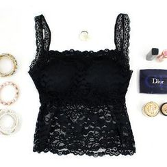 MyFiona - Sheer Lace Camisole