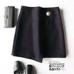 Helensky - A-line Knit Skirt