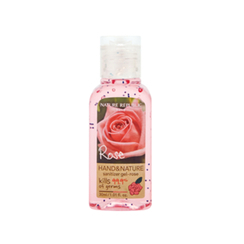 Nature Republic - Hand And Nature Sanitizer Gel (Ethanol) - Rose 30ml