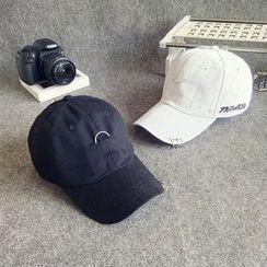 Pompabee - Ring-Accent Baseball Cap
