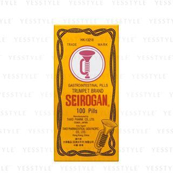 Trumpet Brand - Seriogan Pills (Small)