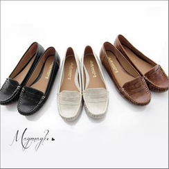 Maymaylu Dreams - Faux-Leather Flats