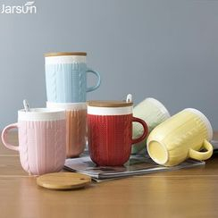 Jarsun - Knit-Embossed Cup