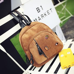 Shinian - Corduroy  Backpack
