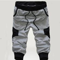 uninukoo - 七分运动短裤