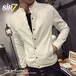 SIRIUS - Plain Button Jacket