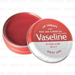 Vaseline - Lip Therapy with Rose and Almond Oil