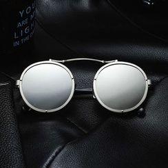 罗煞秀 - 圆形太阳眼镜