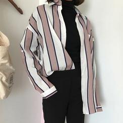 Dute - 條紋襯衫