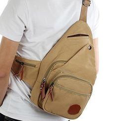 Moyyi - Canvas Sling Bag
