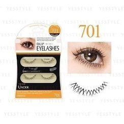D-up - Eyelashes Under Series (#701 Cross Type)