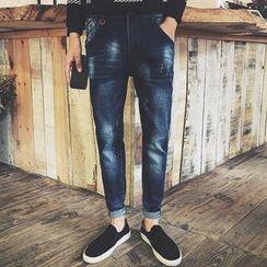 Telvi - Straight-Cut Jeans