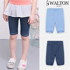 WALTON kids - Kids Band-Waist Leggings